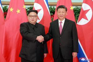 Những hình ảnh trong chuyến thăm Trung Quốc lần hai của ông Kim Jong-un