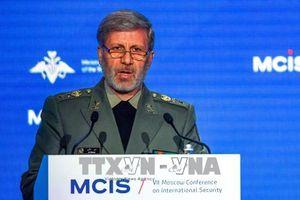 Tehran khẳng định không thể bị đe dọa về quân sự