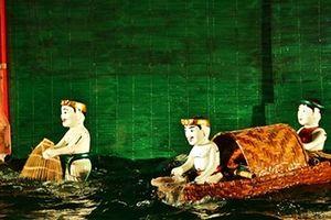 Hội An sẽ có sân khấu 'Múa rối nước' trên sông Hoài