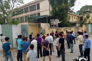 Bệnh nhân tử vong cạnh hàng rào Bệnh viện Đa Khoa Hà Đông sau 1 ngày mất tích