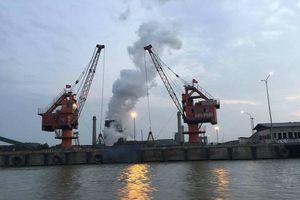 Hỏa hoạn ở nhà máy thép Hòa Phát, 3 công nhân thiệt mạng
