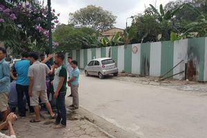 Hà Nội: Bàng hoàng phát hiện thi thể người đàn ông tại khu nhà chứa rác Bệnh viện Hà Đông