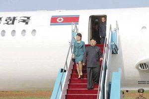 Khám phá máy bay chở ông Kim Jong-un đến Trung Quốc