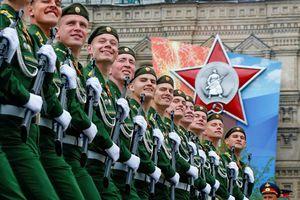 Hôm nay 9.5, Nga duyệt binh kỷ niệm 73 năm Ngày Chiến thắng phát xít Đức