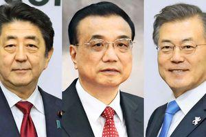 Nhật, Hàn Quốc, Trung Quốc họp bàn về Triều Tiên