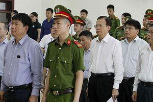 Nguyên chánh văn phòng PVN đối chất với bị cáo Phùng Đình Thực và Đinh La Thăng