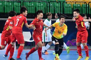Hạ Indonesia, Việt Nam vào bán kết châu Á