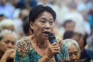Dân Thủ Thiêm nhận đền bù 18 triệu/m2, nhà đầu tư bán lại 350 triệu/m2