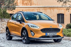 Ford ra mắt Fiesta Active thế hệ mới