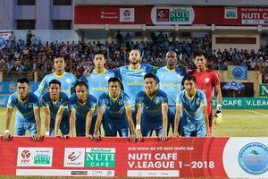 Cầu thủ Khánh Hòa bị cấm thi đấu vì hành vi bạo lực với HAGL