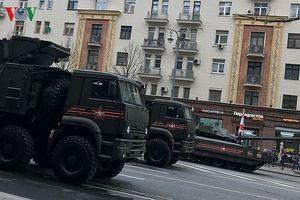 Nước Nga chuẩn bị diễu binh kỷ niệm ngày Chiến thắng 9/5