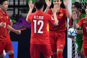 ĐT Việt Nam gặp đối thủ siêu mạnh ở bán kết giải châu Á