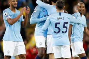 Thắng Brighton, Man City thiết lập 3 kỷ lục chưa từng có ở Premier League