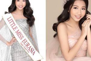 Cô bé Việt Nam 13 tuổi lên ngôi Hoa hậu Hoàn vũ nhí