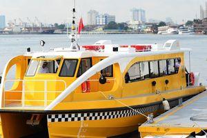 TP.HCM: Mở thêm 3 bến mới phục vụ tuyến buýt đường sông