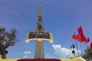 Ô nhiễm quanh khu vực Tượng đài Chiến thắng Núi Thành