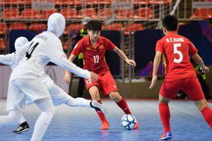 Iran thắng đậm 5-0, Futsal nữ Việt Nam dừng bước ở bán kết
