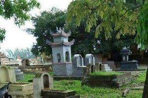 Hà Nam: Điều tra nguyên nhân người đàn ông tử vong ở nghĩa trang
