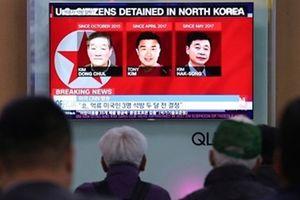 3 công dân Mỹ vừa được Triều Tiên trả tự do là ai?