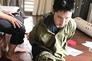 Phút sinh tử khống chế gã thạc sĩ bắt cóc con tin, cướp tài sản ở Hà Tĩnh
