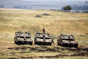 Lực lượng Iran tại Syria bị tố bắn 20 quả rocket vào quân đội Israel