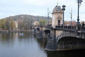 Tháng 5 này, đừng quên ghé Praha những ngày chớm hạ