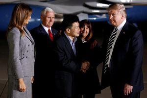Tổng thống Trump hy vọng tạo đột phá trong cuộc gặp thượng đỉnh với ông Kim Jong Un