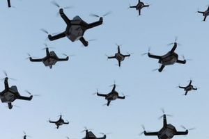 Tội phạm sử dụng drone để trốn thoát khỏi điệp viên FBI