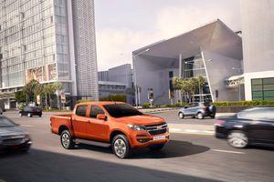 Chevrolet Colorado bổ sung phiên bản mới, giá chỉ 651 triệu đồng
