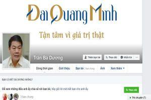 Khi ông chủ Đại Quang Minh trực tiếp đối diện với công luận