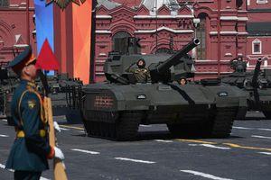 Hình ảnh ấn tượng trong Lễ diễu binh kỷ niệm Ngày Chiến thắng của Nga