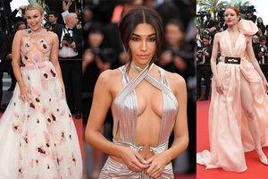 Thảm đỏ Cannes 2 ngày qua: Không thể thiếu những bộ cánh hớ hênh, kì dị