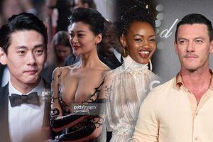 Tiệc tối Cannes 2018 ngày thứ 2: Nhiều gương mặt quyết tranh spotlight khi diện đồ xuyên thấu lộ nhũ hoa