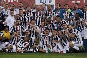 Hủy diệt Milan 4 - 0, Juventus giành Coppa Italia thứ 4 liên tiếp