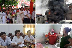 Tin tức Hà Nội 24h: Đề xuất tăng học phí năm học 2018-2019; 300 hộ dân khốn đốn vì mất nước