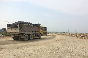 Ninh Bình: Dự án mở rộng 50 ha KCN Gián Khẩu thi công xây dựng khi chưa được giao đất