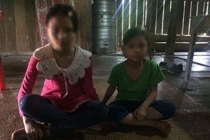 Thảm sát 4 người chết: Xót cảnh 2 cháu nhỏ bỗng chốc mất mẹ, mất nhà