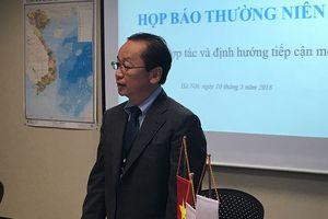 JICA sẽ tiếp tục nỗ lực hợp tác với Chính phủ Việt Nam