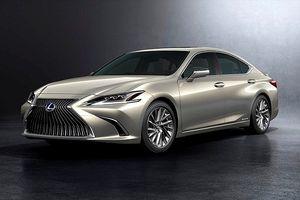 Ra mắt Lexus ES thế hệ mới – Kiến trúc toàn cầu