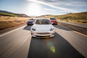 Cạnh tranh Tesla, các đối thủ đang vùng lên mạnh mẽ