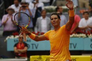 Nadal thắng dễ trận ra quân Madrid Open 2018