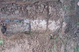 Phát hiện mộ cổ ở Tiên Lãng (Hải Phòng)?