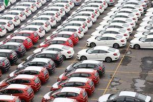Thị trường ô tô Việt Nam tháng 4/2018: Xe lắp ráp lấn át xe nhập khẩu