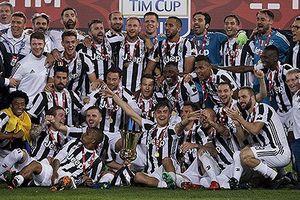 Vùi dập Milan 4-0, Juventus vô địch Cúp QG Italia