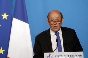 Pháp chỉ trích Mỹ áp đặt các trừng phạt không thể chấp nhận với Iran