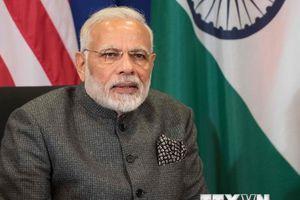 Thủ tướng Ấn Độ Narendra Modi bắt đầu thăm chính thức Nepal