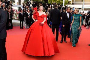 Chủ tịch cụm rạp chiếu phim tại Cannes: 'Tôi quan tâm nhất đến phong cách thời trang của Lý Nhã Kỳ!'