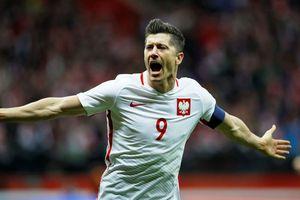 Robert Lewandowski đội tuyển Ba Lan: 'Đại bàng' đầu đàn
