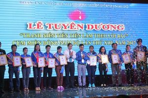 250 đại biểu dự Liên hoan 'Thanh niên tiên tiến làm theo lời Bác'
