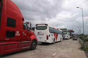Bộ Giao thông đề nghị xử lý đối tượng gây rối ở trạm BOT Ninh Lộc